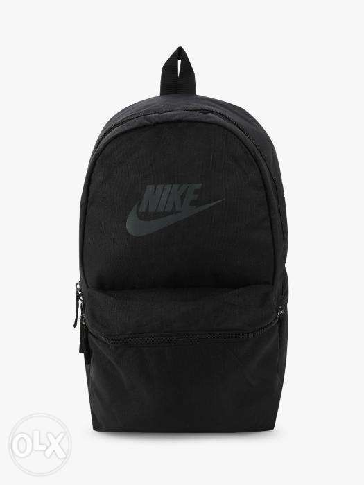 032a764cf8f Nike Air Jordan 6 AJ6 Black Infrared Sz105 Heritage Backpack Bag Set ...