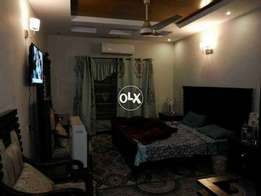 Furnished portion for rent in sec G.9