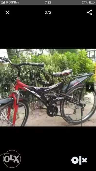 a1b35ba9df4 Hero dtb 6 gear cycle good condition urgently sell - Bicycles ...