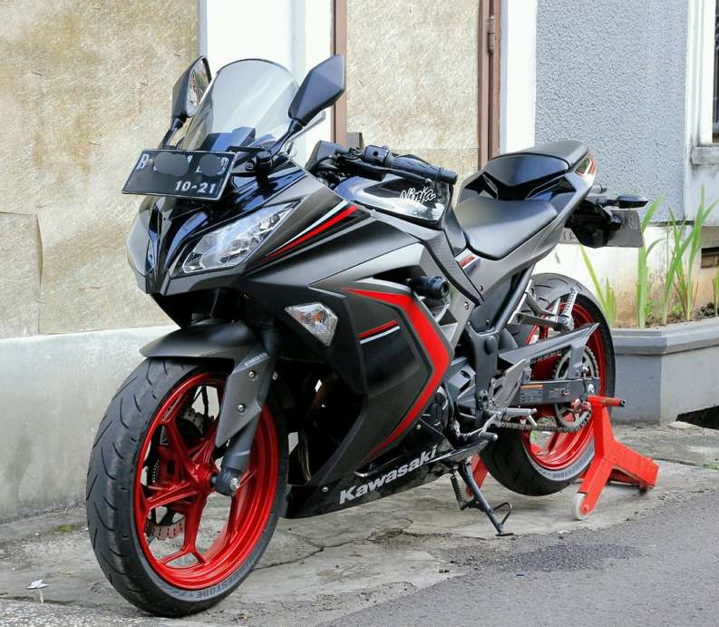 Arsip Ninja 250 Fi Km 800 Abs Se Ltd Th 2016 99 Baru Limited