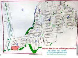 A Extention 7 marla plot near Mosque on Cheap price 30x63