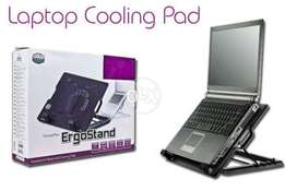 Ergo Stand Laptop Cooling Pad