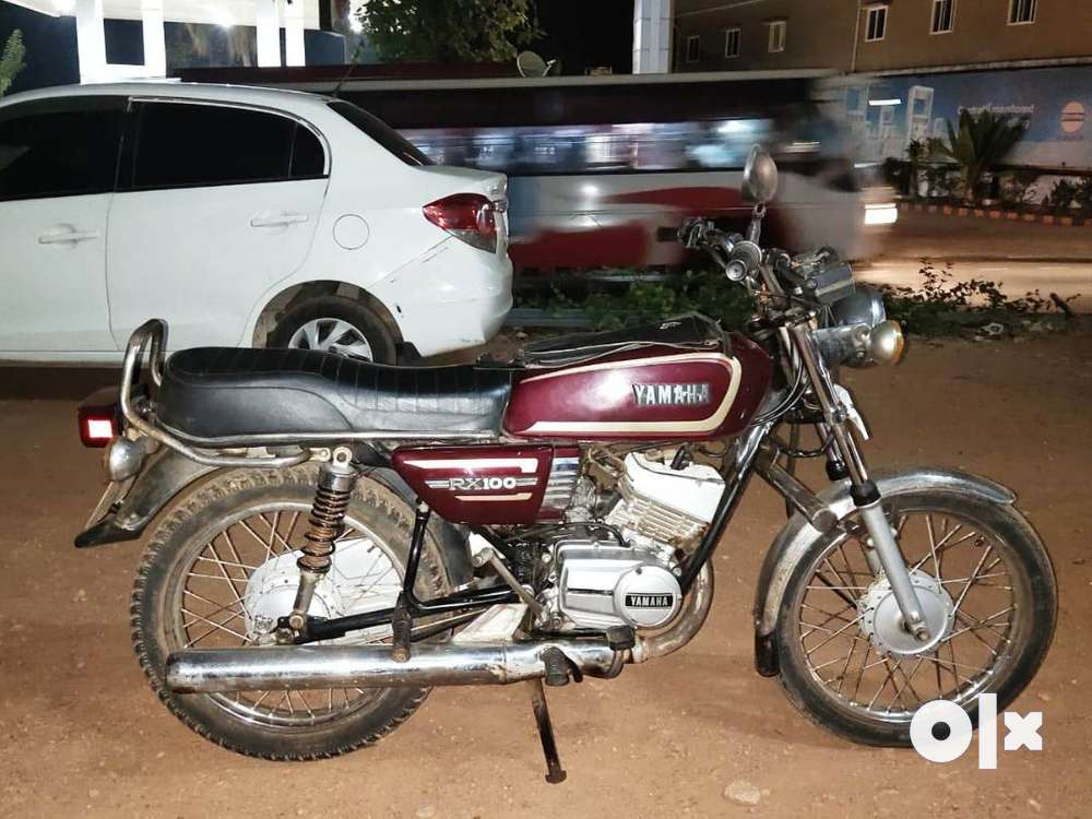 By Photo Congress || Rx100 Bike Price Olx