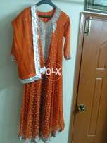 New hwavy embroided nice maxis due to sizw issu