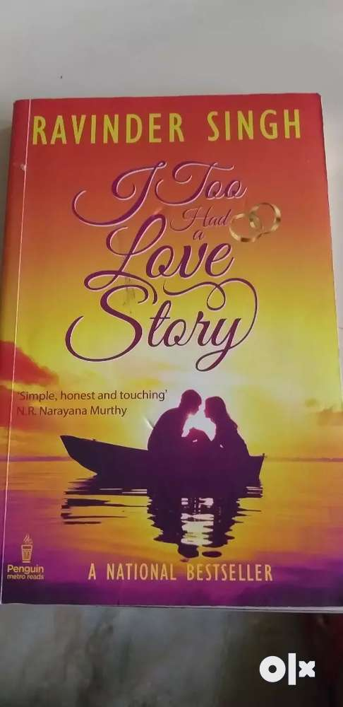 Tell Me A Story By Ravinder Singh Book