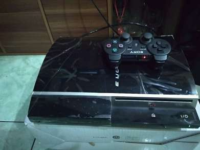 PlayStation 3 fat seri L 250 gb
