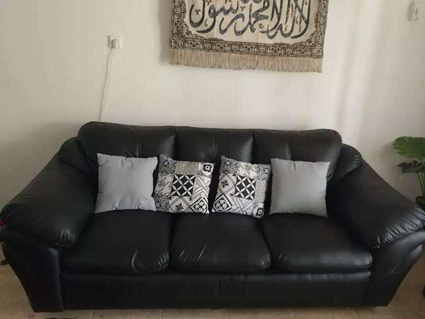 Sofa Lux Size Super Empuk Bahan