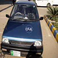 Suzuki Mehran 2009 model Excellent condition
