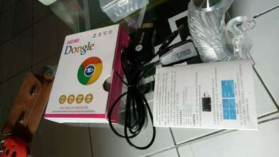HDMI Dongle Android TV Kondisi Like New