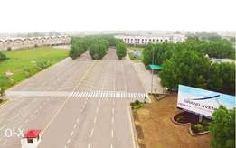 Grand Avenues Plots Available in A, B Block