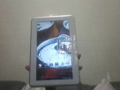 Tablet Advan T3C 10.1 inch, white, unit only (atau bisa plus charger)