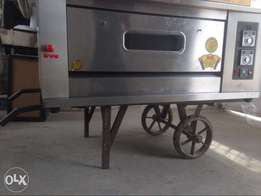 Imported Pizza Oven