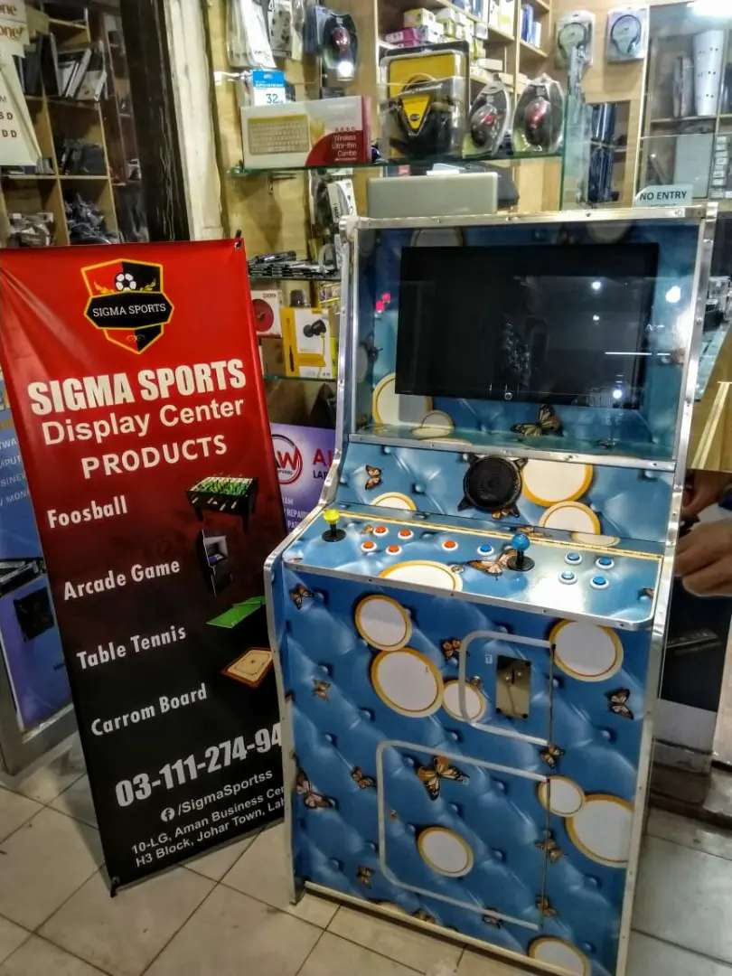Video Game / Token Game / Arcade Game - Sports Equipment - 1025124756