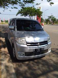 Suzuki APV GX Th 2013 Manual