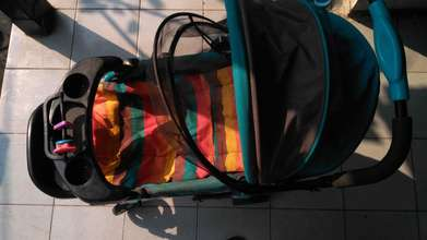 Dijual stroller does second
