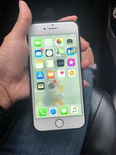 iphone 6s Gold 16GB second
