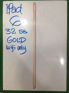 Ipad 6 32gb Wifi Only