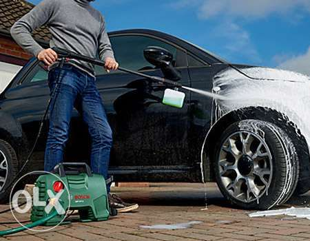 Pressure Washer Gun >> Bosch Pressure Washer AQT 3311 Bosch Car Wash Set in ...