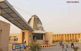 ten marla plot in ghaznavi bahria town72