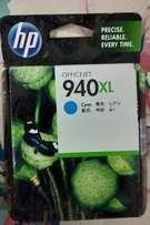 HP Officejet 940XL Cyan Box