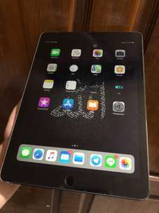 Jual Ipad Air 2 Grey Wifi + Cellular Mulus Bet