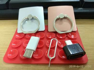Paket accessories set handphone