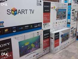 42 inches sony bravia ledsmart wifi