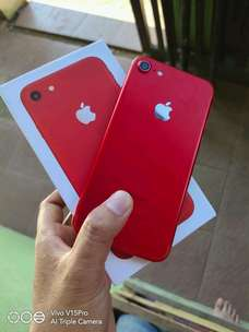 iphone 7 32gb red editio fulset