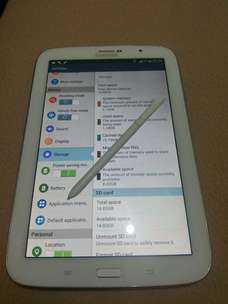 Samsung Galaxy Note 8.0 (N5100) Ram 2Gb 3.5G