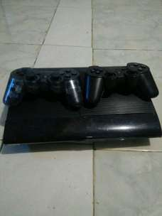 ps3 super slim mulus 500GB