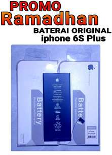 baterai batrey iphone 6S plus original