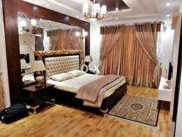 luxury 1bedroom furnished apartment for rent in bahria Height 3 ph 4