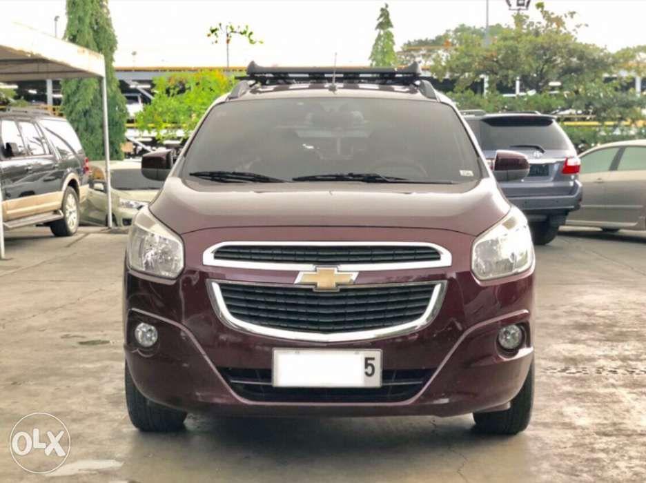 2015 Chevrolet Spin Ltz In Makati Metro Manila Ncr Olx