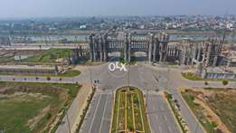 10 & 5 Marla Plots Available For sale In Master CITY GUJRANWALA
