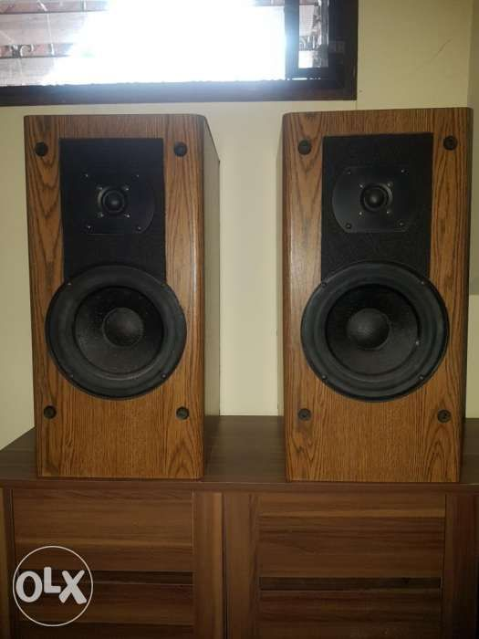 Precise Acoustic Labs Monitor 5 Speakers (Rare Vintage) in ...