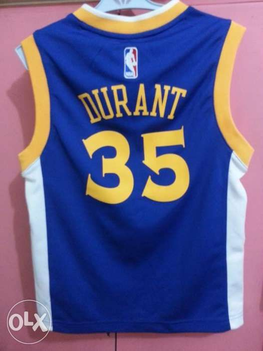 0a13c9e3b Adidas Golden State Kevin Durant Jersey NBA Swingman Kids in Quezon ...