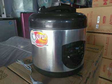 Rice Cooker Cosmos crj8229 Black 2 Liter Super Magic CAP