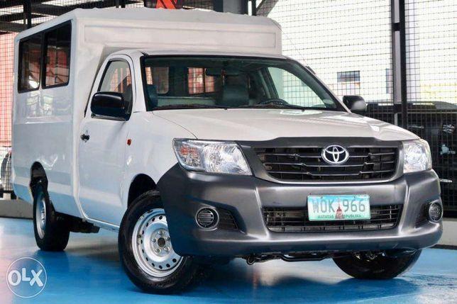 2014 Toyota Hilux FX FB x Hyundai H100 Foton Tornado L300