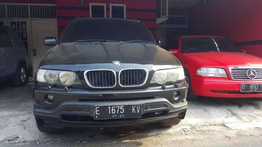 Build A BMW >> Bmw X5 Build Up 4700 Cc Jeep Harga Rp 240 000 000 Bisa Nego