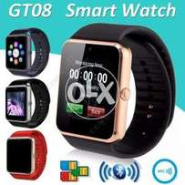 GSM - GT08 Smartwatch free delivery