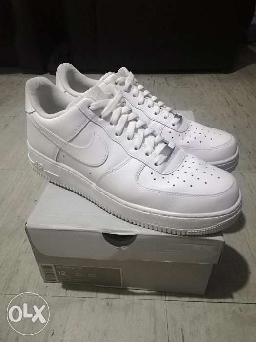 nike air force 1 low white olx