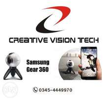 samung gear 360 available now