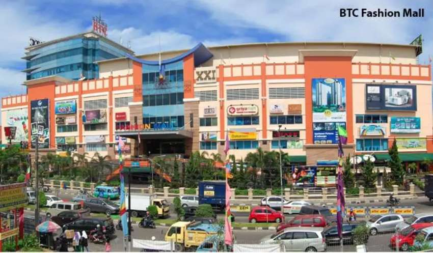 Bandung Trade Center (BTC) - BTC Fashion Mall