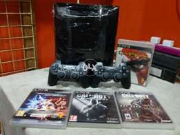 Ps3 slim full ultra 250gb untouch sealed console