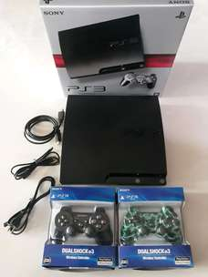 PS3 Slim Second Seri 2504B 320gb