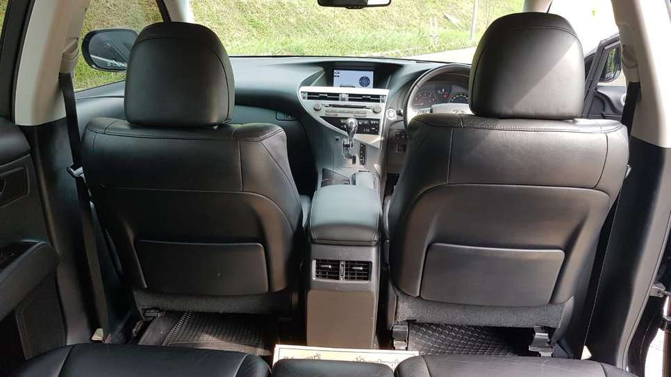 Lexus RX270 2011 HK Version Best Condition Ever Cimahi Kota 360 Juta #5