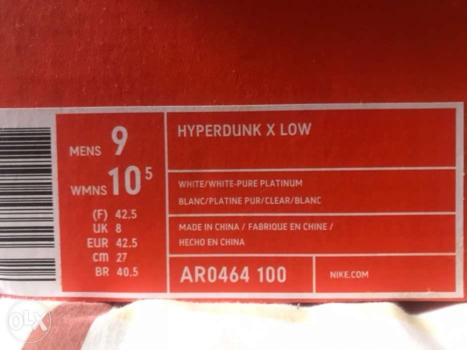Nike Hyperdunk Low in Quezon City, Metro Manila (NCR)   OLX.ph