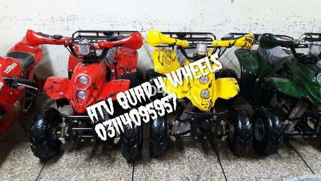 kids Brand new box packed revers gear 70cc 110cc deliver ATV pak