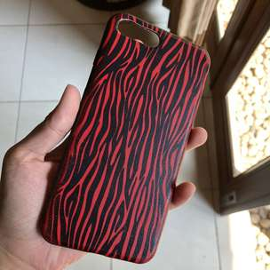 Leather Case iPhone 7 Plus | 99% Like New
