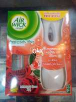 Air Freshener / Air wick with multi fragrances , Refill & d Batteries